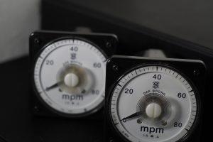 DAEBONG RECEIVER METER D-800